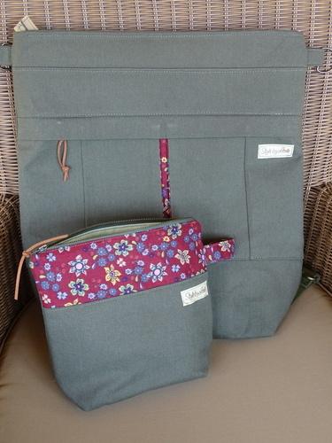 Makerist - Mila Uni Bag von Unikati - Nähprojekte - 3