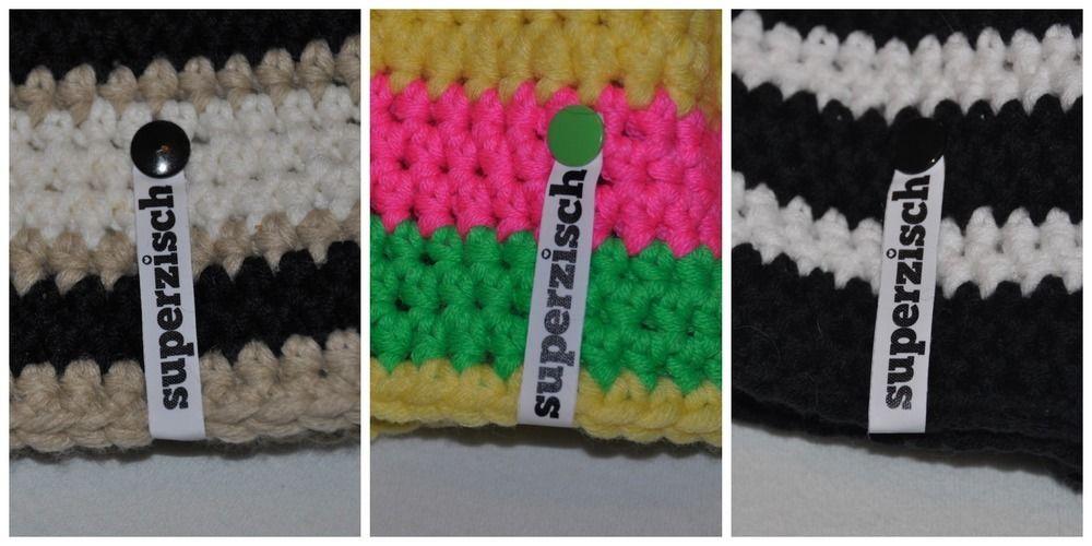 Makerist - Superzischige Beanies - Häkelprojekte - 2