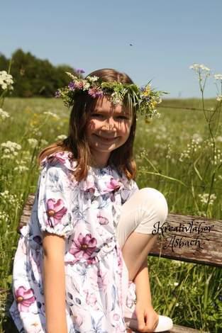 Makerist - Unsere kleine Sommerdame  - 1