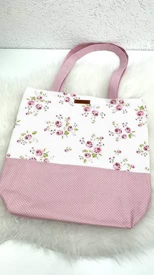 Makerist - Handmade Einkaufstasche,Gütermanstoff  - 1