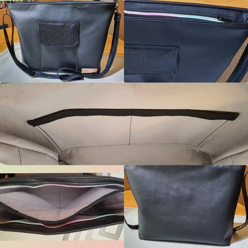Makerist - Tablet-Tasche aus Kunstleder, Unisex  - Nähprojekte - 1
