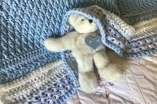 Makerist - Cloud Nine Baby Blanket  - 1
