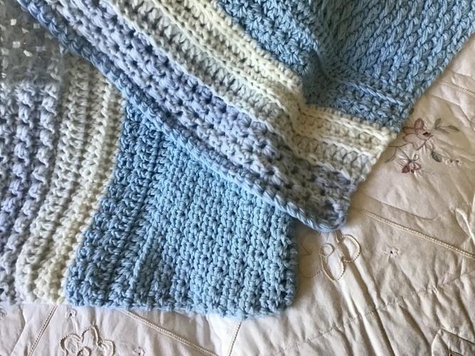 Makerist - Cloud Nine Baby Blanket  - Crochet Showcase - 3
