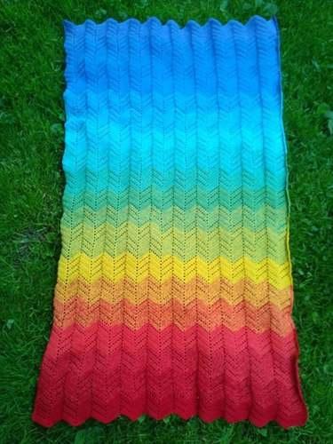 Makerist - Blanket for the dearest granddaughter. - Crochet Showcase - 1