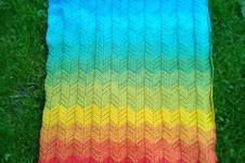 Makerist - Blanket for the dearest granddaughter. - 1