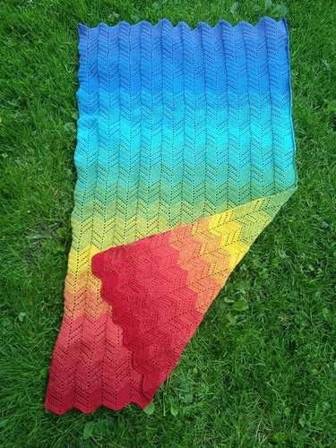 Makerist - Blanket for the dearest granddaughter. - Crochet Showcase - 2