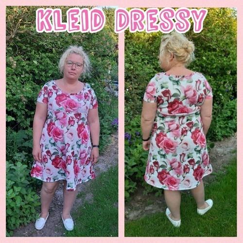 Makerist - Kleid Dressy ohne Kellerfalte - Nähprojekte - 1