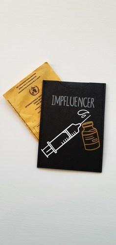 Makerist - Impfpasshülle - DIY-Projekte - 1
