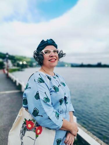 Makerist - Un petit turban en lin - Créations de couture - 1