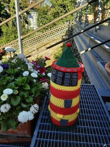Makerist - Pilsumer Leuchtturm  - Häkelprojekte - 3