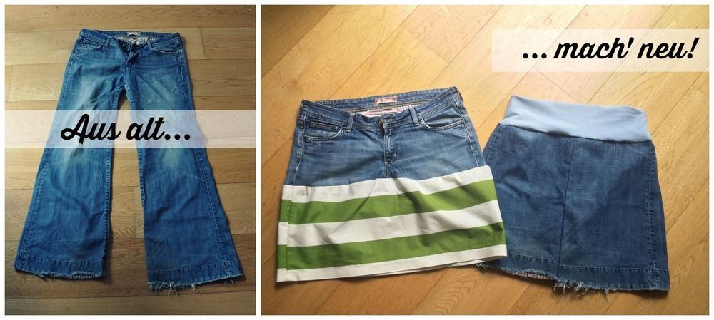 Makerist - 1 alte Jeans macht... - Nähprojekte - 1