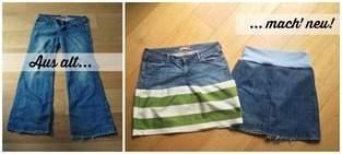 1 alte Jeans macht...