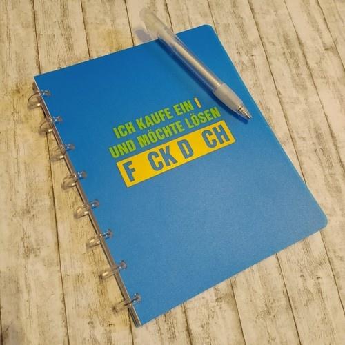"""Makerist - Plottdatei """"FCK DCH"""" von B.Style - DIY-Projekte - 2"""