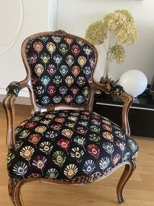 Makerist - Relooking fauteuil - 1