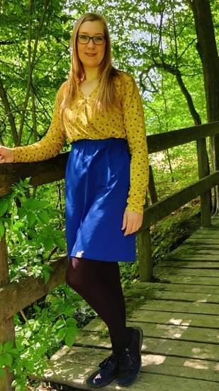 Makerist - Das Stillkleid Tiara für mich - 1