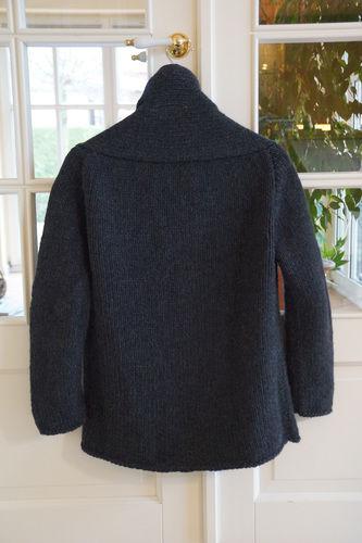 Makerist - Kimono Jacke Nina - Strickprojekte - 2