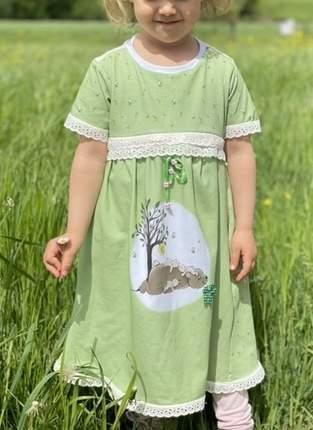 Kleidchen für die Kleine