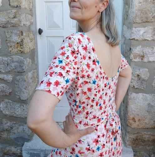 Makerist - Combi BELLA de @Gael_coutrue_bordeaux  - Créations de couture - 2