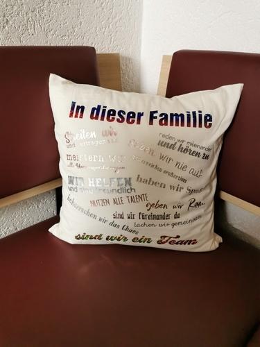 Makerist - Kissen - Textilgestaltung - 1
