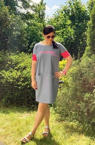 Makerist - Oversized-Shirt-Kleid - 1