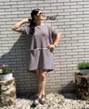 Makerist - Lässiges Sommerkleid aus Jersey  - 1