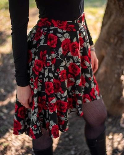 Makerist - Ma petite jupe parisienne  - Créations de couture - 1