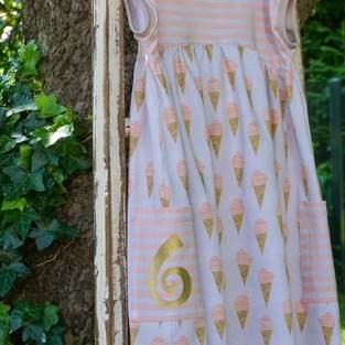 Makerist - Crossover Dress zum Start in die Eis-Saison - 1