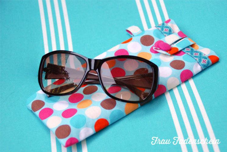Makerist - Ratzfatz Sonnenbrillenhülle - Nähprojekte - 1