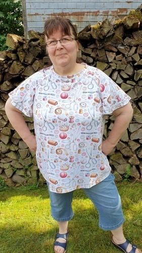 Makerist - Shirt Josie No 2 - Nähprojekte - 1
