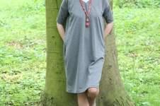 Makerist - Shirt Mix und Match als Sommerkleid  - 1