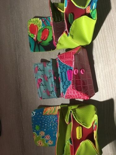 Makerist - des petits porte-monnaie pour toutes les pièces de la famille et des amis - Créations de couture - 1