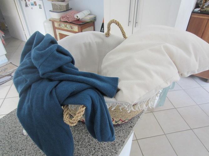 Makerist - Panier à chat - Créations de couture - 2