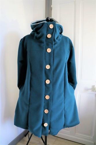 Makerist - Manteau Celsius de l'usine à Bulle - Créations de couture - 1