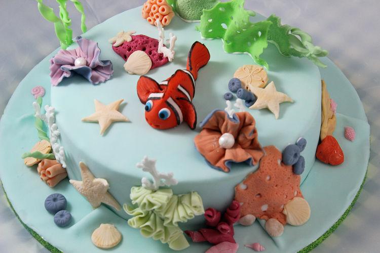 Makerist - Nemo´s Unterwasserwelt - Torten, Cake Pops und Cupcakes - 3
