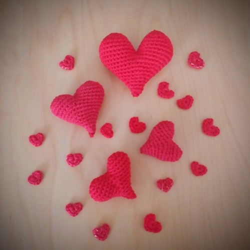 Makerist - Love is in the air - Häkelprojekte - 3
