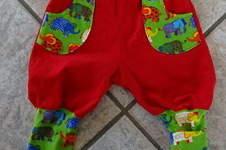 Makerist - Frida Knickerbocker für Elefantenfans - 1
