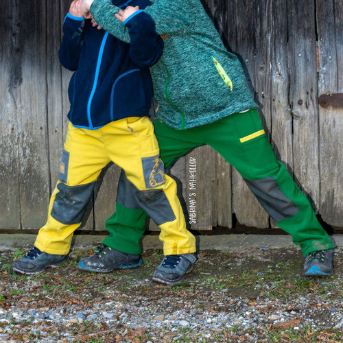 Makerist - Worker Pants Kids - Nähprojekte - 1