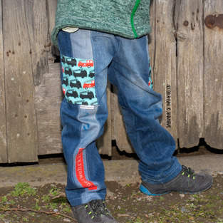 Makerist - Worker Pants Kids - 1