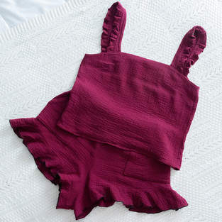 Makerist - Un short bibiche comme pyjama - 1