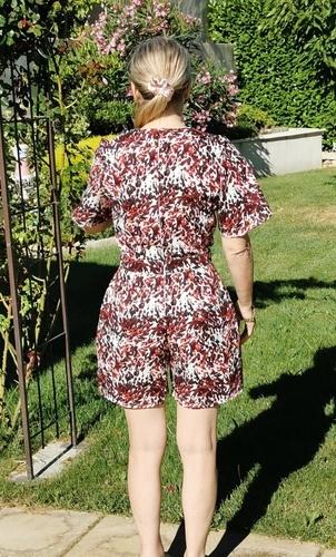 """Makerist - Combi short Jumsuit """"Summer"""" en popeline coton.  - Créations de couture - 2"""