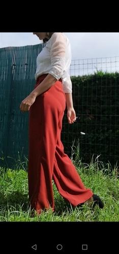 Makerist - Pantalon cherry - Créations de couture - 2