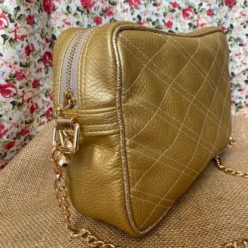 Makerist - Sac Eugène en simili cuir avec doublure en coton floral - Autres créations - 2