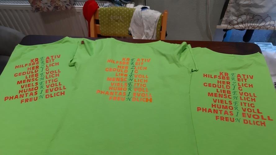 Makerist - Politisch Platsch Fuchs  - Textilgestaltung - 2