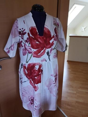 Makerist - Mariluna als Kleid 🌺 - Nähprojekte - 1