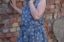 """Makerist - Jumpsuit """"Elly"""" in der langen Variante - 1"""