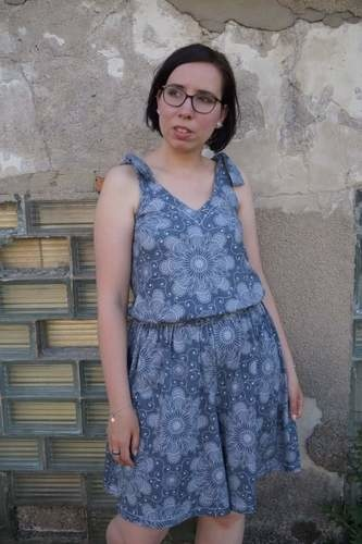 "Makerist - Jumpsuit ""Elly"" in der langen Variante - Nähprojekte - 2"