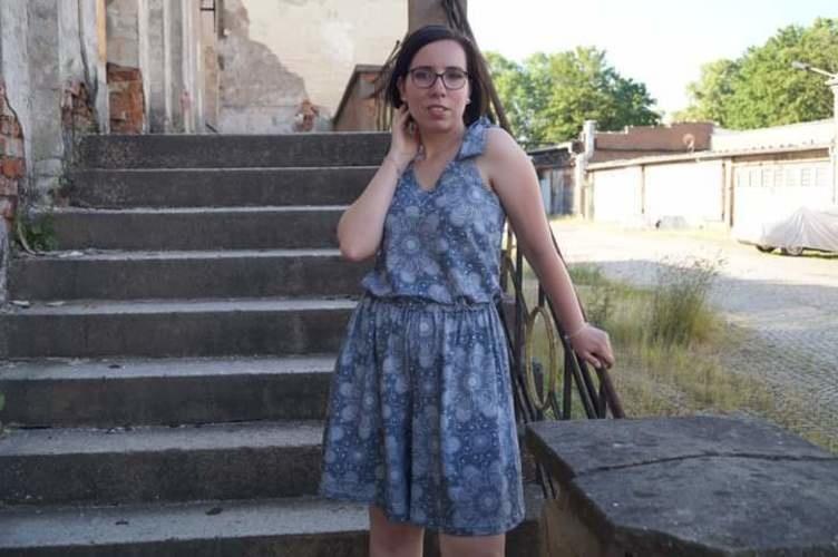 "Makerist - Jumpsuit ""Elly"" in der langen Variante - Nähprojekte - 3"