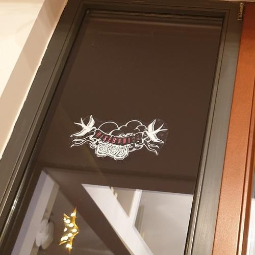 Makerist - Rise & shine auf mobile Folie fürs Fenster - DIY-Projekte - 3