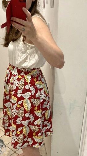 Makerist - Super contente de cette jupe 1/4 en popeline ! - Créations de couture - 1