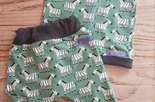 Makerist - Zebra Set für meinen Minime - 1